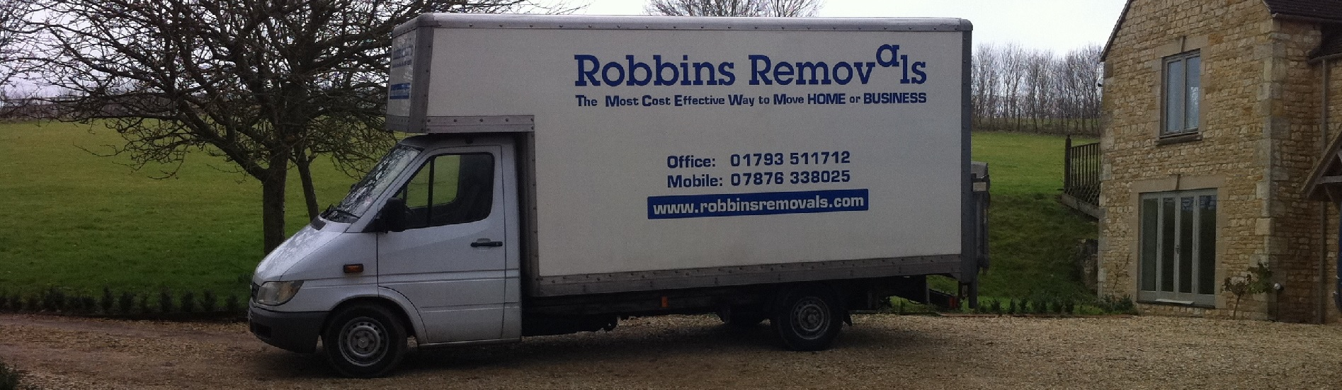 Removals Swindon with Robbins removals - removal companies swindon