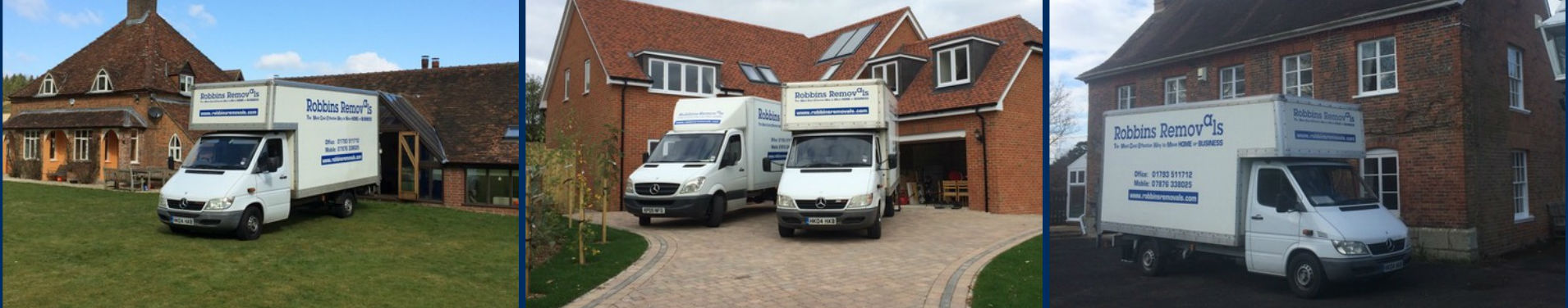 Robbins Removals Services in Swindon