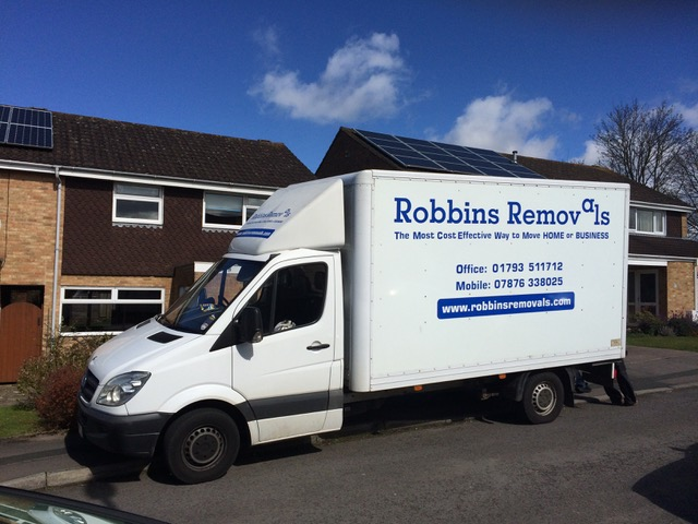 removal companies Swindon - Robbins Removals