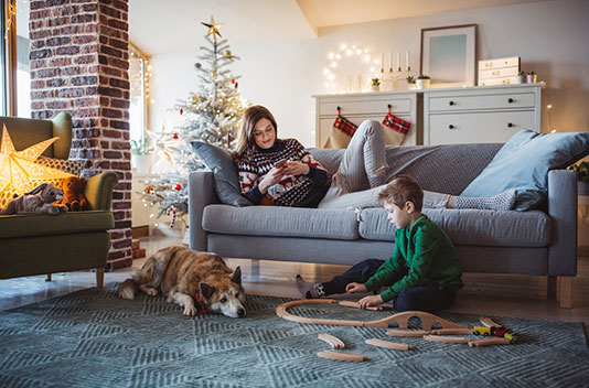 Step into a new home in time for Christmas